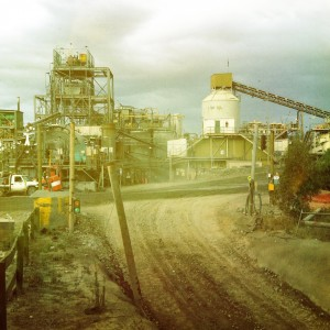 Stawell Gold Mine, VIC (Photo: Chelsea Wallis)